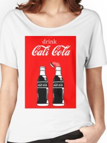 Cali Cola v2.0 Women's Relaxed Fit T-Shirt