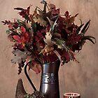 Fall/Autumn Still Life by Sherry Hallemeier