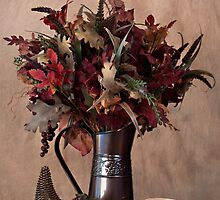 Fall/Autumn Still Life by Sherry Hallemeier