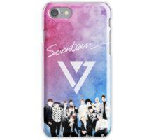 Smoky SEVENTEEN iPhone Case/Skin