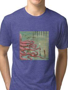 Faith by 'Donna Williams' Tri-blend T-Shirt