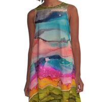 Forever and a Day A-Line Dress