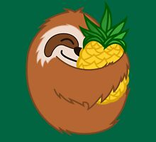 Pineapple Sloth Unisex T-Shirt