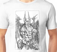 Rage of an Angel  Unisex T-Shirt