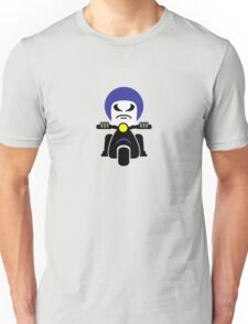 Bad Dude on a Scooter VRS2 T-Shirt
