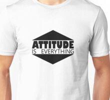 Good attitude Unisex T-Shirt