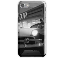 Cops Shoot Unarmed Donut iPhone Case/Skin