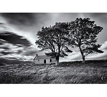 Old Croft House at Lettermore Photographic Print