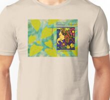 Cover of Fantasy Animals by Janis Kirstein Unisex T-Shirt