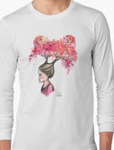 Growing Thoughts Long Sleeve T-Shirt