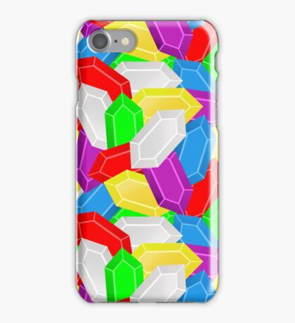Piles of Rupees iPhone Case/Skin