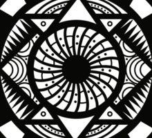 Kaleidoscope #1 Sticker
