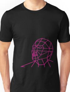 Facial Geometry Unisex T-Shirt