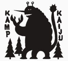 Kamp Kaiju Kids Tee