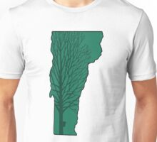 Vermont & Maple Tree Unisex T-Shirt