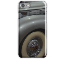 1939 Packard Victoria Convertable   (up close ) iPhone Case/Skin