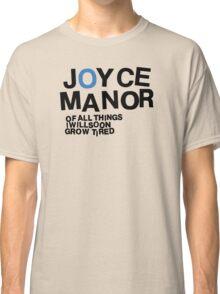Joyce Manor Classic T-Shirt