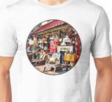 New Hope PA Antique Shop Unisex T-Shirt