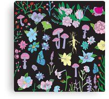 Garden Witch Canvas Print