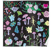 Garden Witch Poster