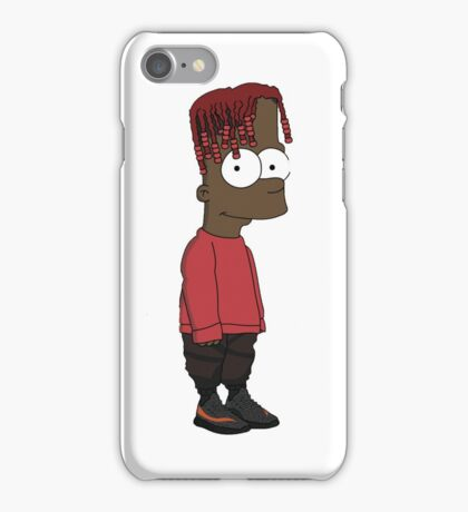 Lil Yachty X Simpsons iPhone Case/Skin