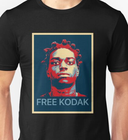 Kodak Black - Free Kodak  Unisex T-Shirt
