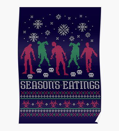 Season's Eatings Poster