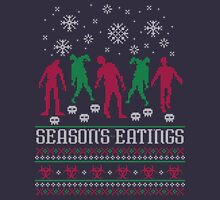 Season's Eatings Long Sleeve T-Shirt