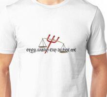 Only Satan Can Judge Me Unisex T-Shirt
