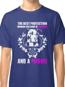The Best Protection Classic T-Shirt