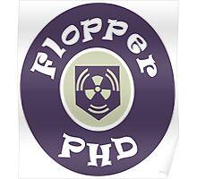 PhD Flopper Poster