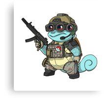 Tactical pokemon Canvas Print