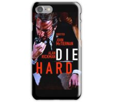 DIE HARD 15 iPhone Case/Skin