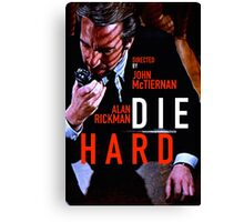 DIE HARD 15 Canvas Print