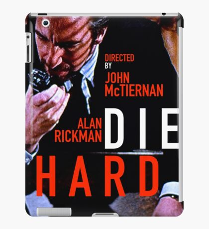 DIE HARD 15 iPad Case/Skin