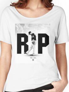jose fernandez rip Women's Relaxed Fit T-Shirt