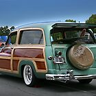 1951 Mercury Woody by mal-photography