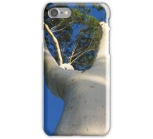 Ghost Gum Tree at Lake Weeroona - Bendigo, Victoria iPhone Case/Skin