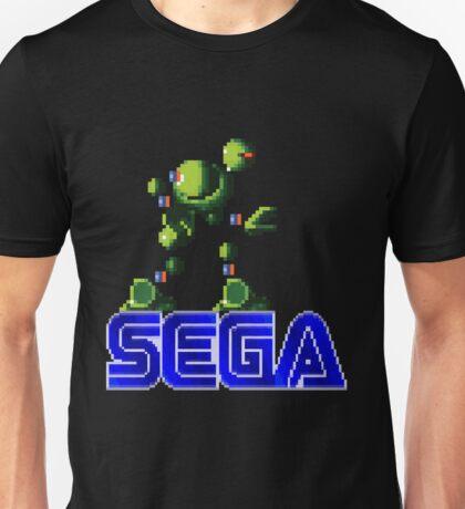 vector man Unisex T-Shirt