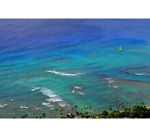 Colors Of A Beautiful Sea Photographic Print