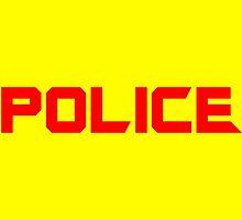 POLICE by patinas