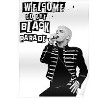 The Black Parade  Poster