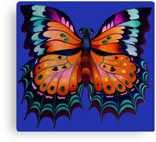 """""""Beauty of Butterfly"""" Canvas Print"""