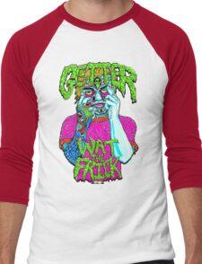 Getter- Wat the Frick  Men's Baseball ¾ T-Shirt