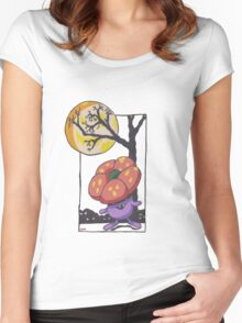 Very Vile Halloween Women's Fitted Scoop T-Shirt