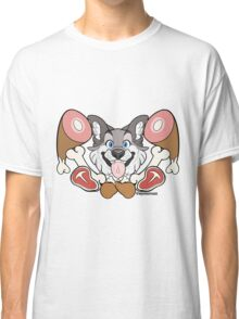 Dog Meat - Wolf Classic T-Shirt