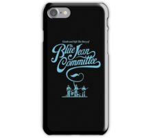 BLUE JEAN COMMMITTEE iPhone Case/Skin