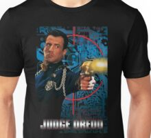Judge Dredd Unisex T-Shirt