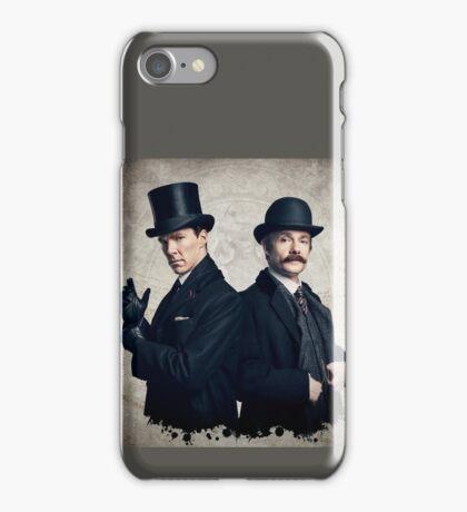 Sherlock - Benedict Cumberbatch iPhone Case/Skin