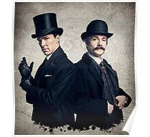 Sherlock - Benedict Cumberbatch Poster